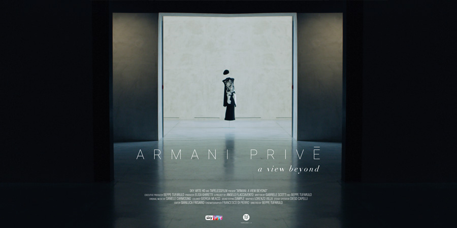 ARMANI PRIVE - A VIEW BEYOND
